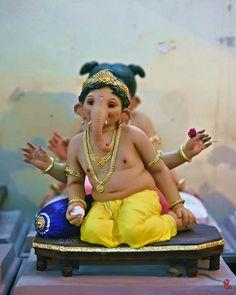 Jai Ganesh, Ganesh Lord, Ganesh Idol, Shree Ganesh, Ganesh Ji Images, Durga Images, Ganesha Pictures, Ganesh Rangoli, Kali Hindu