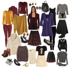 Dark Autumn for Arlene, created by mpsakatrixie on Polyvore