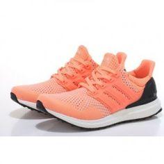 9dd50d78b1d01 Adidas Ultra Boost women Orange white