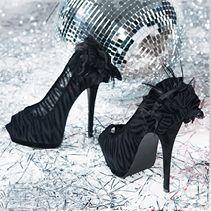 Holiday heels! -#justfab