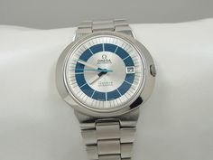 1967 OMEGA GENEVE DYNAMIC AUTOMATIC WATCH