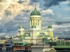 A gorgeous picture of the #Cathedral in #Helsinki - Bazumi (@BazumiCorp) | Twitter
