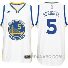 http://www.jordanabc.com/marreese-speights-golden-state-warriors-5-201415-new-swingman-home-white-jersey.html MARREESE SPEIGHTS GOLDEN STATE WARRIORS #5 2014-15 NEW SWINGMAN HOME WHITE JERSEY Only $69.00 , Free Shipping!