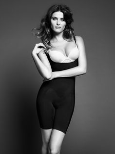 Isabeli Fontana Shapes Up for Lindex Spring 2014 Campaign 8bb2ceeb2e536
