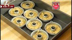 Budin Ingles - Anna Olson Anna Olsen, Pie Cake, Bagel, Biscotti, Doughnut, Recipies, Muffin, Good Food, Sweets