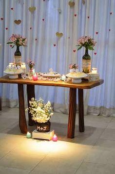 Casarei em Brasília: Noivado DIY #3 - Milca e Jean