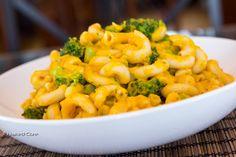 Velvety Mac n Cheese  #vegan #healthy #fatfree