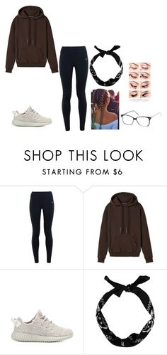 """Untitled #56"" by theofficalillest on Polyvore featuring NIKE, adidas Originals, women's clothing, women's fashion, women, female, woman, misses and juniors"