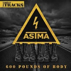 Review of Astma '600 Pounds Of Body'. By Luke Jacobs. #brutalresonance