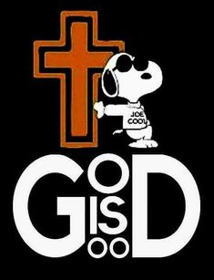 Good thing Snoopy doesn't know Dog is GOD spelled backward. Imagine how COOL he'd think he was then!