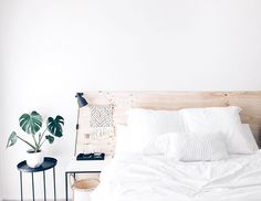 • W h i t e • • • Fresh and clean white sheets  • • #Tuesday #clean #organised #bedroom #home #homeinspo #homedecor #homeinterior #interior #decor #minimalism #simple #organised #homeware #homespace #room #bright #interior4all #interior123 #whiteinterior #interior2all #interiorwarrior #passionforinterior #ilovemyinterior #decoration #home_and_living #homeandinterior_  #sweetblissstyle #sharemystyle #love #beautiful