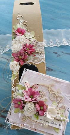 AgaC Agnieszka Cebula Beautiful Handmade Cards, Gift Wrapping, Flowers, Gifts, Gift Wrapping Paper, Presents, Wrapping Gifts, Favors, Royal Icing Flowers