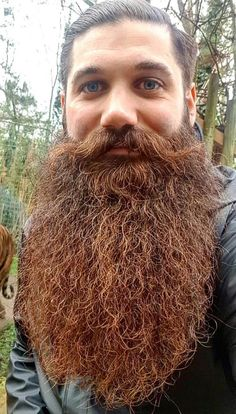 12 Sexiest Long Beard Styles For Modern Gentlemen Beard Boy, Red Beard, Ginger Beard, Beard No Mustache, Natural Beard Growth, Beard Growth Oil, Long Beard Styles, Best Beard Styles, Goatee Styles