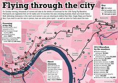 Flying Pig Marathon: Runner spotlights.  This is a fantastic marathon!  Put it on your list!  My hometown marathon!