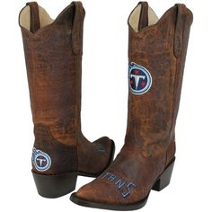 Tennessee Titans Boots