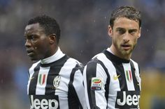 Bianco Nero Marchisio Asamoah Juventus Fc, Football, Black And White, Warriors, Grande, Sports, Image, Soccer, Hs Sports