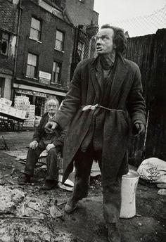 Don McCullin, East End, London, 1973
