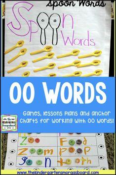 OO Words: Word Work!