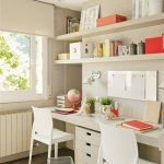 Decorating studies and workspaces - How to organize