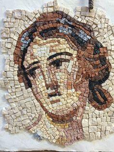 Mosaic Art, Mosaic Glass, Stained Glass, Ancient Art, Ancient History, Paris Atelier, Art Romain, Art Pierre, Art Antique