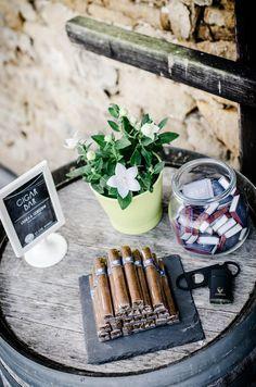 Zigarren als Gastgeschenke   Foto: Designparaplus