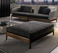 Indian Outdoor Sofa Minotti |  Sofas and Armchairs - Outdoor |  Mollura Home Design