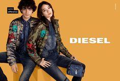 Nicola Formichetti's new Diesel campaign tells it like it is | HERO magazine: A new era in menswear
