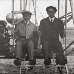 In 1903, The Wright brothers were the first to fly in a powered and controlled aircraft.   #tbt