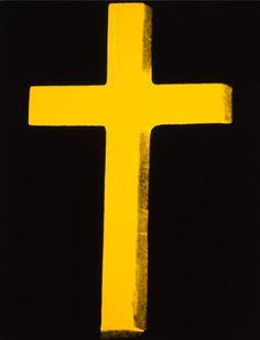 Andy Warhol: Cross, 1981-1982