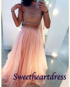 Cute lace short prom dress, junior prom dress 2016, handmade white tulle evening dress for teens