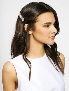 The massive jewelry site BaubleBar seems to have gotten the memo from the Met Gala: Hair accessories are in. The company has just released a new collection of headbands, pins, and barrettes called Hair Flair.   allure.com