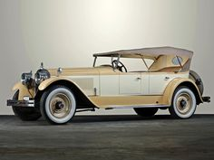 Packard Single Eight Touring (136-244) '1924