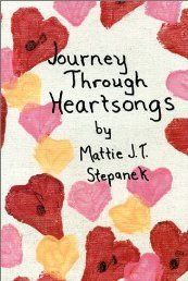 The award winning poetry of 11-year-old Mattie Stepanek has touched the lives of many people. Mattie has written movingly and courageously about life and death, love and loss, faith and hope, innocence and joy. His struggle with a rare form of muscular dystrophy has given him wisdom and insight that has moved and inspired everyone from small children to our nation's leaders