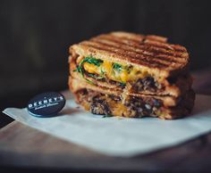 Deeney's | Any Scots missing their roots should head to Deeney's who make a gorgeous haggis cheese toastie. In fact, even if you're not Scottish, go eat it because it will give you a paradigm shift about haggis of Justin Bieber-esque proportions.17 Cheese Toasties You Must Eat In London