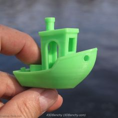 #3DBenchy - The jolly 3D printing torture-test by CreativeTools.se