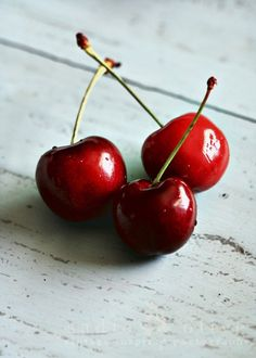 HALF OFF SALE cherries 5 x 7 fine art print by warmwhispers, $8.00