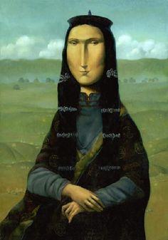 Gioconda [Zorikto Dorzhiev] (Gioconda / Mona Lisa)