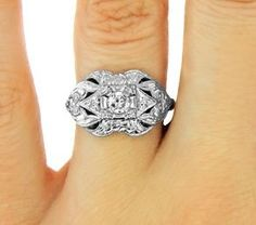 The Serenade Ring