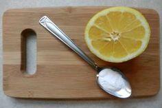 Lenyűgöző dologban lesz részed, ha szódabikarbónát és citromot kensz az arcodra!