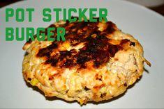 Pot Sticker Burger