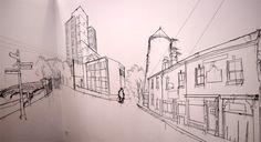 Drawing with Thread - Debbie Smyth