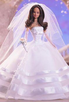 Barbie® Doll - bride