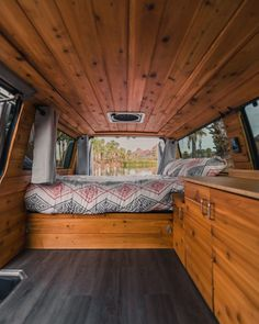 The best quality camper van conversion for the best price. Choose Boho for your camper van builds located in Phoenix, Arizona. Van Life, Rent Camper, Vw Camper Vans, Kombi Motorhome, Vintage Motorhome, Vintage Rv, Vintage Campers, Rv Campers, Vintage Trailers