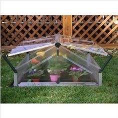 Cold Frame Poly-Tex Cold