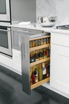 Kitchen. Sauce cabinet. #kitchen #decor
