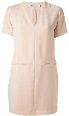 Alexander Wang short sleeve dress on shopstyle.com