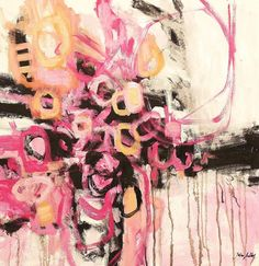 Art Painting large abstract paintingcanvas by jolinaanthony