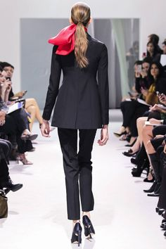 Christian Dior Spring 2013 RTW Collection