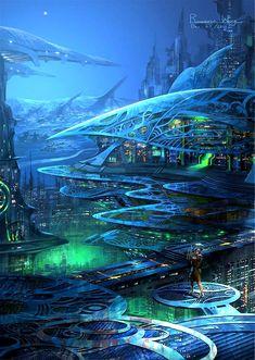 Monopolis City of the Future.