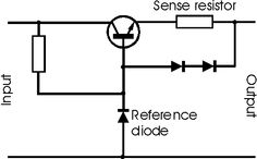 ‪#‎Diode‬ current limiter #‎Electronics‬  #ECE
